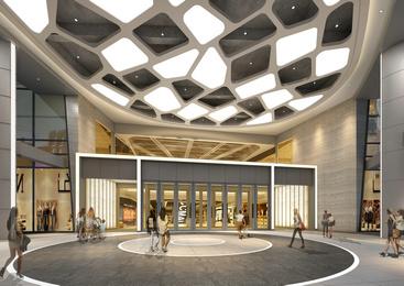 购物中心设计 商场设计 商业空间设计 百货设计 超市图片