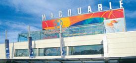 麦考瑞购物中心